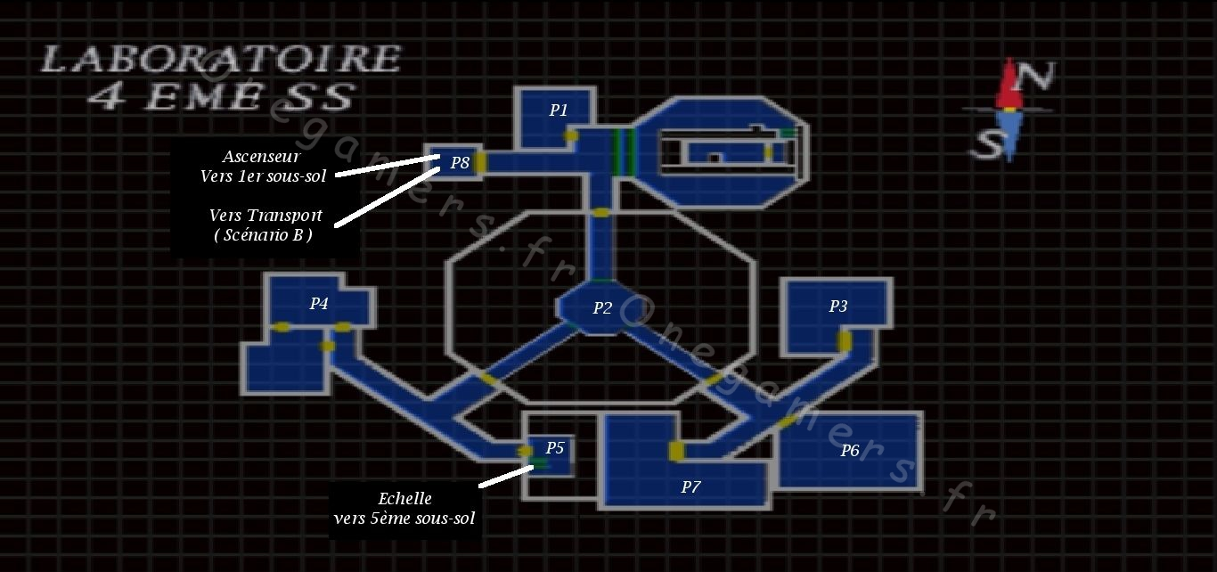 resident evil 2 claire b scenar 2 2 me partie soluce playstation psone psx. Black Bedroom Furniture Sets. Home Design Ideas